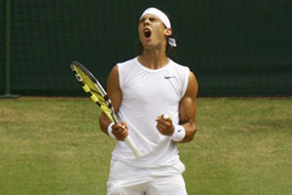 Rafael Nadal sa stal víťazom Wimbledonu.