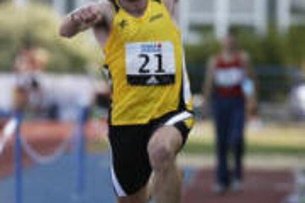 Dmitrij Vaľukevič sa stal trinástym slovenským atlétom, ktorý pocestuje na ME.