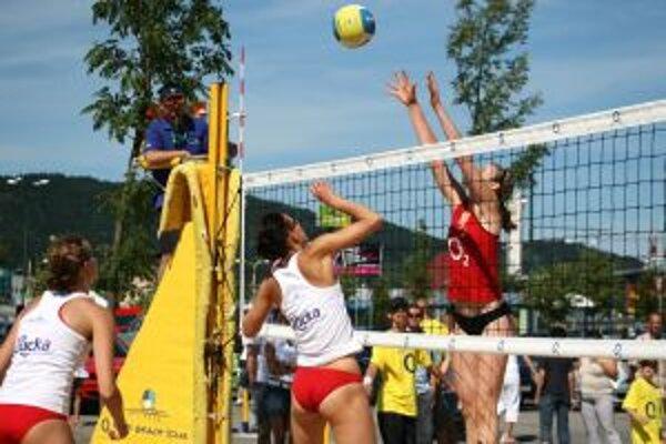 Finále majstrovstiev Slovenska v plážovom volejbale sa už tento víkend uskutoční na Zelenej vode.