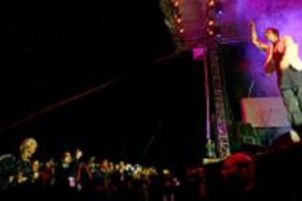 Šiesty ročník Topfestu na Zelenej vode pri Novom meste nad Váhom sa koná v dňoch 26. a 27. júna.