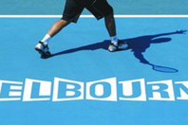 V Melbourne sa dnes v noci začal úvodný Grand Slam roka Australian Open.