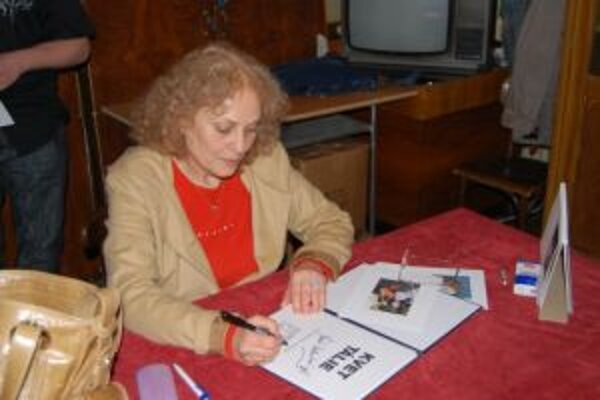 Soňa Valentová je ôsmou slovenskou herečkou, ktorá získala divadelné ocenenie Kvet Tálie