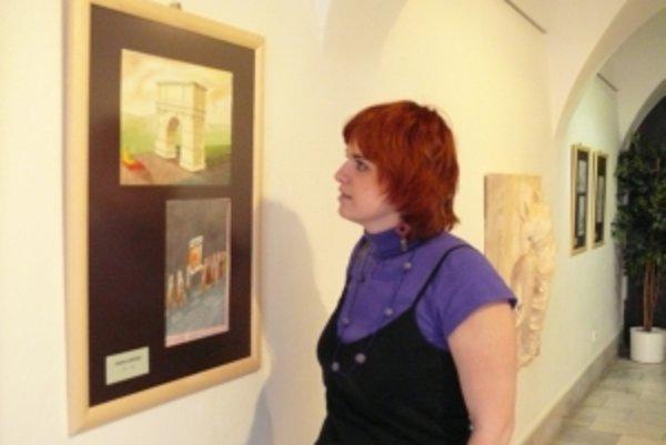 Atraktívna  výstava Kreslený humor a karikatúra na Slovensku v Mestskej galérii v Trenčíne potrvá do 26. apríla.