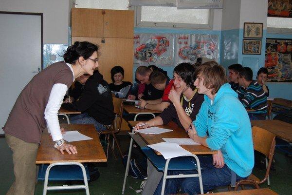 Školy majú záujem o diskusie odborníkov so žiakmi na tému ľudských práv.