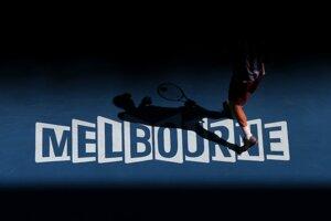 Tenisový turnaj Australian Open v Melbourne.