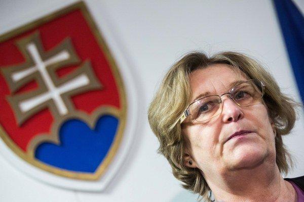 Ombudsmanka Jana Dubovcová sa zrejme presťahuje na východ republiky.