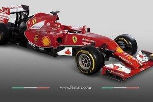 Na oficiálnom webe Ferrari sa objavili prvé fotografie <br>monopostu pre sezónu 2014.