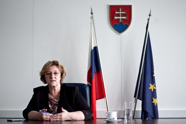 Ombudsmanka Jana Dubovcová