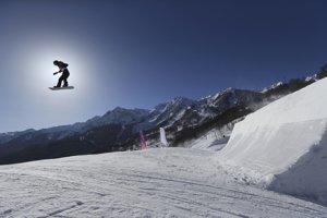 So snehom počas olympiády problém nebude.