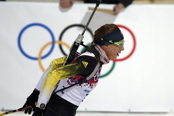 Anastasia Kuzminová bude patriť k slovenským medailovým adeptkám.