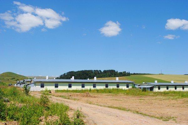 Nová osada Strelník bude mať do konca mesiaca nových obyvateľov.