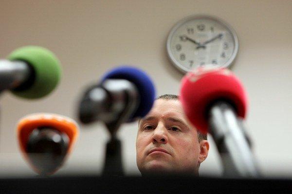 Námestník generálneho prokurátora Peter Šufliarsky