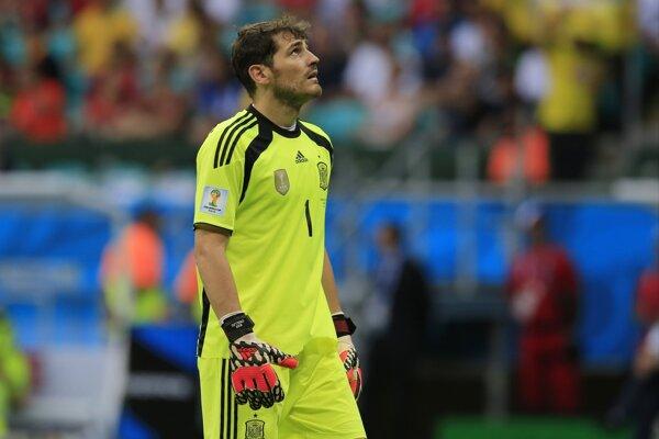 Iker Casillas sa dostal pod paľbu kritiky.