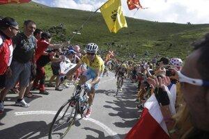 Vincenzo Nibali počas 16. etapy.