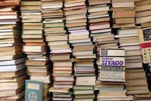 Za päť rokov existencie Domov použitých kníh zachránil odhadom vyše tristotisíc kníh.