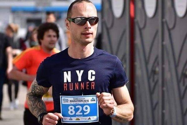 Ján Červeň si výrazne zlepšil osobné maximum na maratóne.