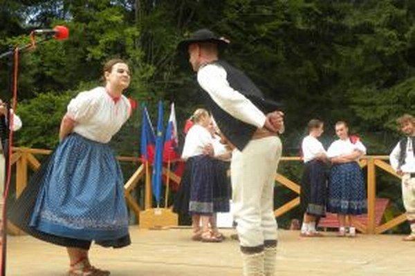Kysucký skanzen bude dnes žiť folklórom.