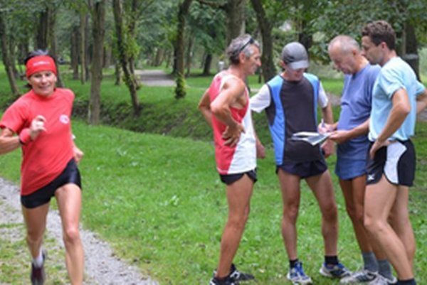 Anna Balošáková utvorila nový rekord bežeckého podujatia PARK RUN v kategórií žien.
