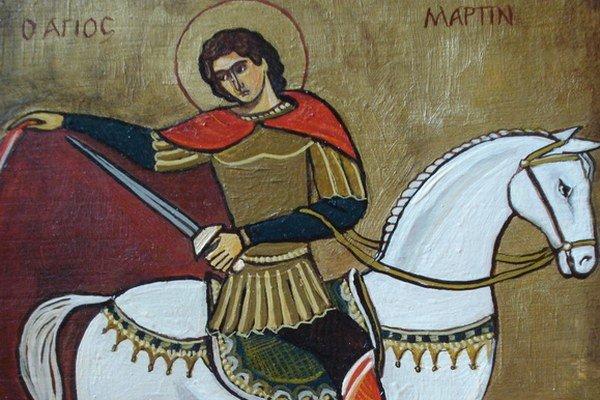 Svätý Martin.