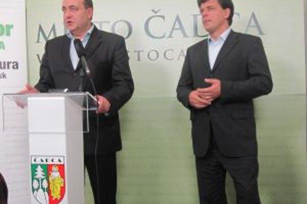 Na piatkovej konferencii mesta riešili problém s nezamestnanosťou.