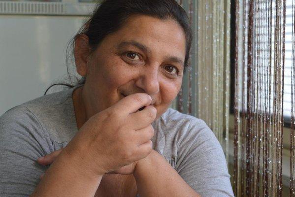 Jana Ferencová sa rozhodla hovoriť o problémoch Rómov.