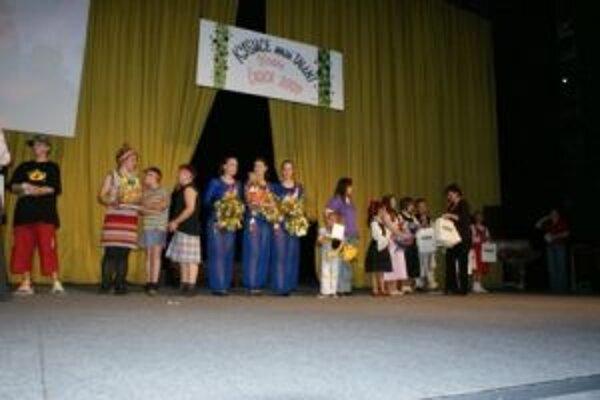 Šou Kysuce majú talent má v Čadci už svoju tradíciu.
