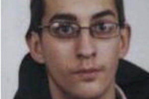 Polícia hľadá 22-ročného Mateja Čičmana z Kysuckého Nového Mesta.