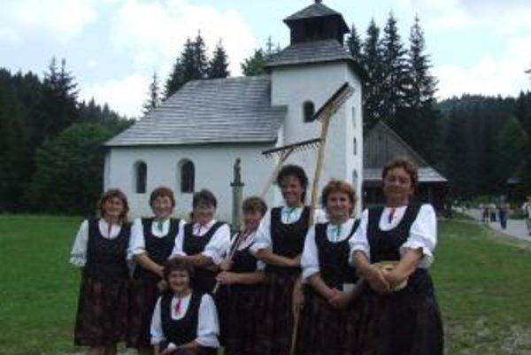 Dnes ožije Múzeum kysuckej dediny v Novej Bystrici – Vychylovke folklórom.