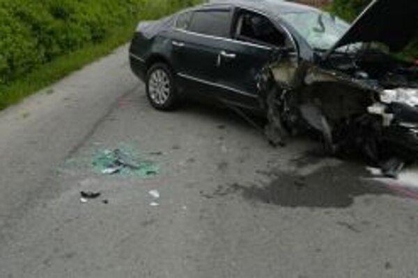 Pri nehode vznikla predbežná škoda vo výške 17 500 eur.