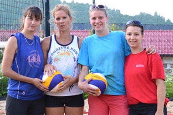 Finalistky tretieho turnaja budú favoritkami ženskej kategórie.