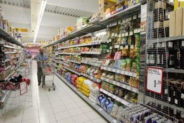 Ceny potravín sa zvyšujú,  čo takisto narúša rozpočet mnohých rodín.