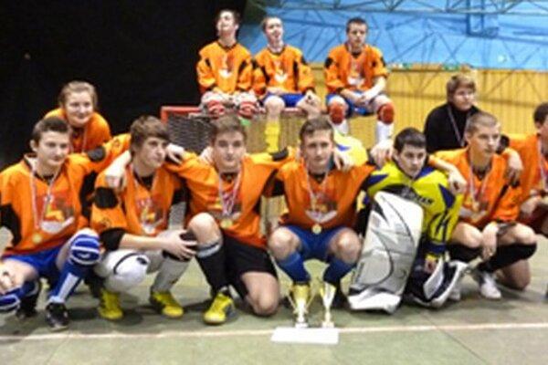 HBK Skalité, víťaz Novoročného turnaja 2014.