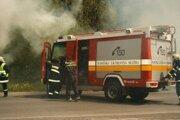 Hasiči z Kysúc zasahovali vlani pri vyše dvesto požiaroch.