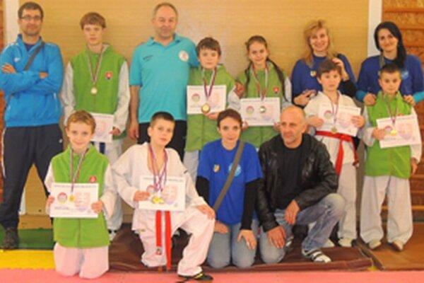 Karate klub ZZO Čadca.