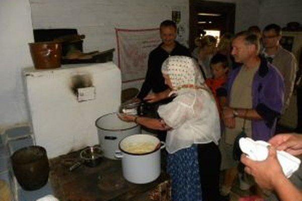 Kysucký skanzen bude patriť tradičným kysuckým polievkam.