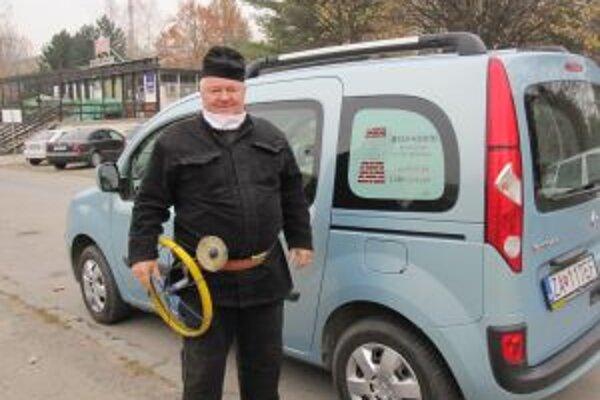 Kominár Jozef Putyra má dlhoročné skúsenosti s nesprávnym vykurovaním.