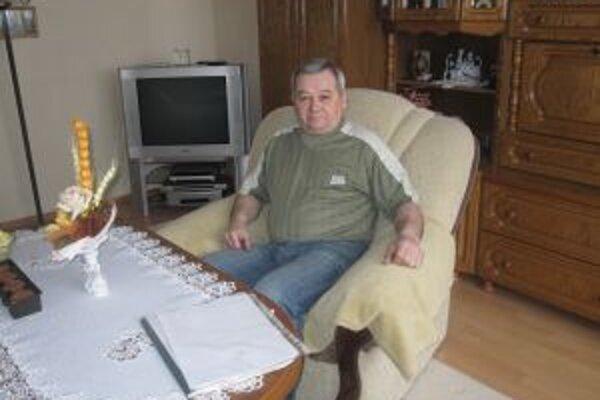 Ján Štefanik z Čierneho si v bani odkrútil devätnásť rokov.