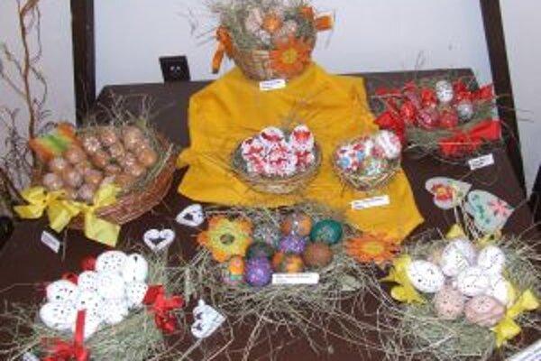 Kraslice sú neodmysliteľnou súčasťou veľkonočných sviatkov.