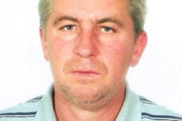 Hľadaný Ján Škoriak.