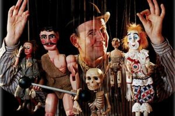 Na festival príde aj divadlo Hand to Mouth Theatre, ktoré spolupracuje so štúdiami Pixar.