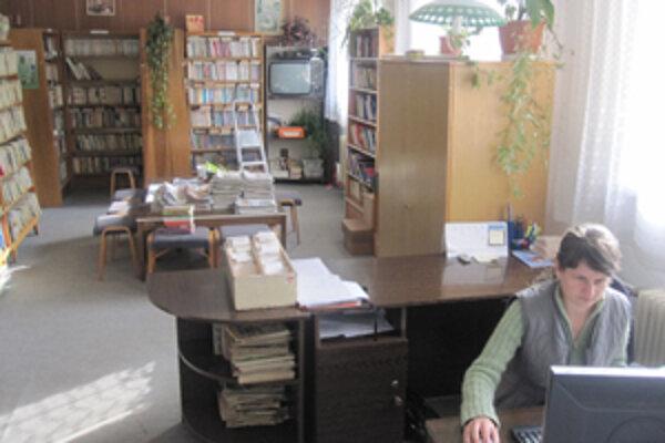 Knižnica v Korni eviduje viac ako dvestotridsať čitateľov.
