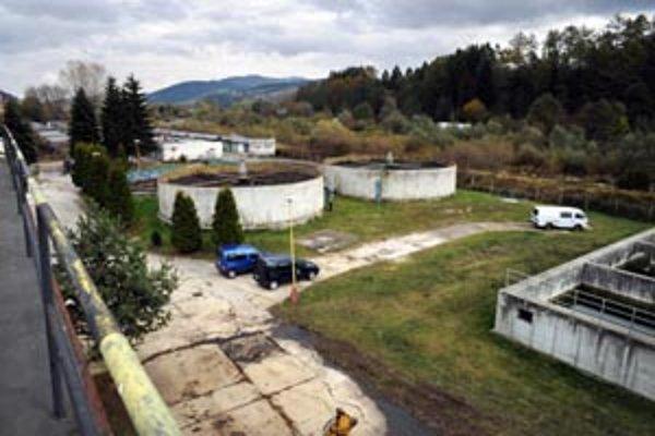 V rámci projektu zrekonštruujú aj čistiareň odpadových vôd v Kysuckom Novom Meste.