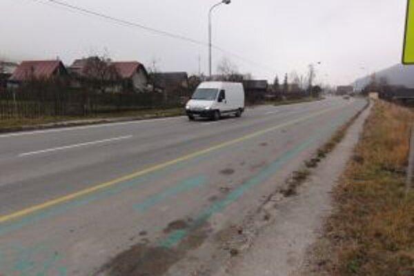 Cyklopásy v Turzovke podľa názoru mnohých vniesli do dopravy viac chaosu ako poriadku.