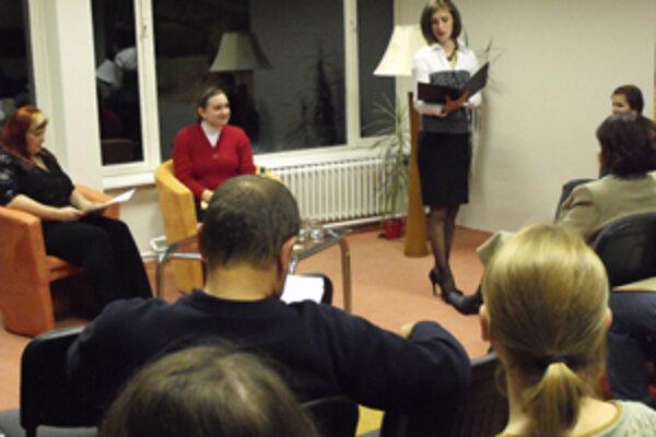Aj tento rok sa do celoslovenskej literárnej súťaže prihlásilo veľa mladých talentov.