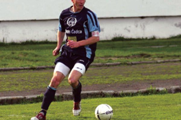 Štefan Kavuliak, dlhoročný hráč FK Čadca.