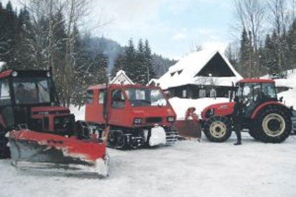 Kysucké obce minuli nemalé peniaze na odstraňovanie snehu počas kalamity. Pohltili ich pohonné hmoty, pracovná sila i mechanizmy.