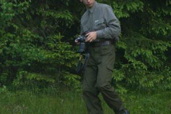 Janko Kočišek sa stal najlepším študentom biológie stredných škôl.