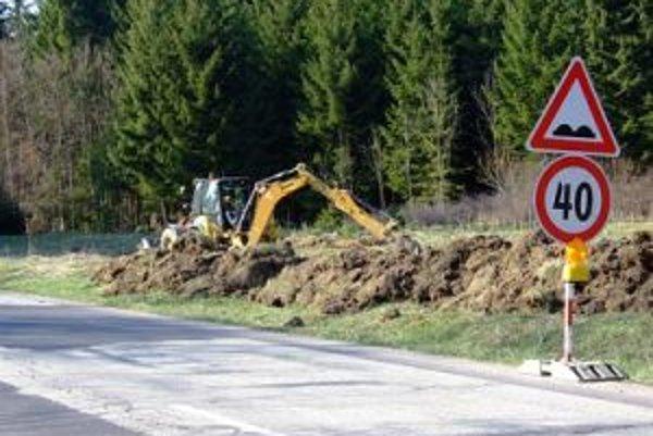 Náročná stavba  Dodávka pitnej vody a odkanalizovanie Horných Kysúc si vyžiadala takmer 100 miliónov eur.