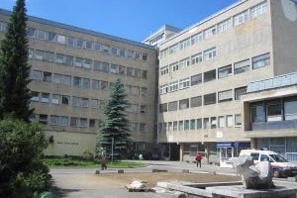 V tomto roku by mala Kysucká nemocnica v Čadci zaplatiť do mestskej kasy 25 568 eur.