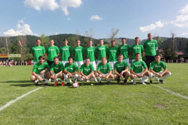 Hráči FK Čadca zdolali domácu Sláviu Staškov vo finále 3:1 a oplatili jej minuloročnú porážku.